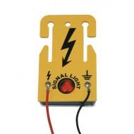 Dispositivo Luminoso LED de Funcionamento de Cercas