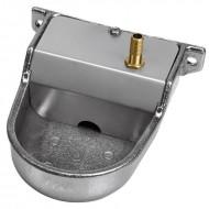 Bebedouro Aluminio PEQUENO Ovinos - Entrada Vertical