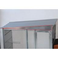 Triângulo Telhado Viveiro 190x20 cm