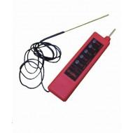 Verificador de Cercas Electricas LEDs