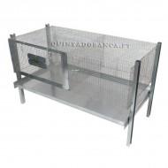 Criadeira Breed Max Simples P/ Placas Aquecimento com tabuleiro e estrutura
