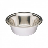 Taça Inox Simples 17cm - 0,75L