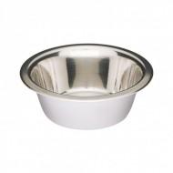 Taça Inox Simples 25cm - 2,5L