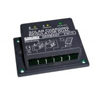 Controlador Carga Solar 16A