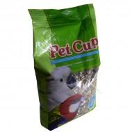 Mistura Psitacídeos 4 kg - PetCup
