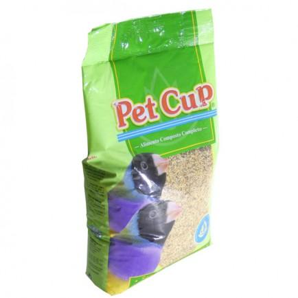Mistura Exóticos 4 kg - PetCup